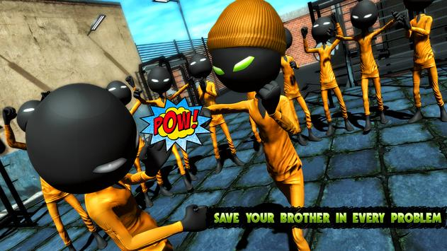 Shadow Prison Escape screenshot 15