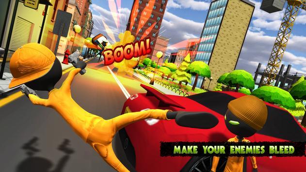 Shadow Prison Escape screenshot 5