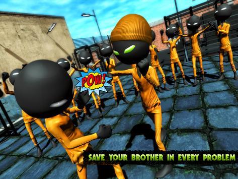 Shadow Prison Escape screenshot 8