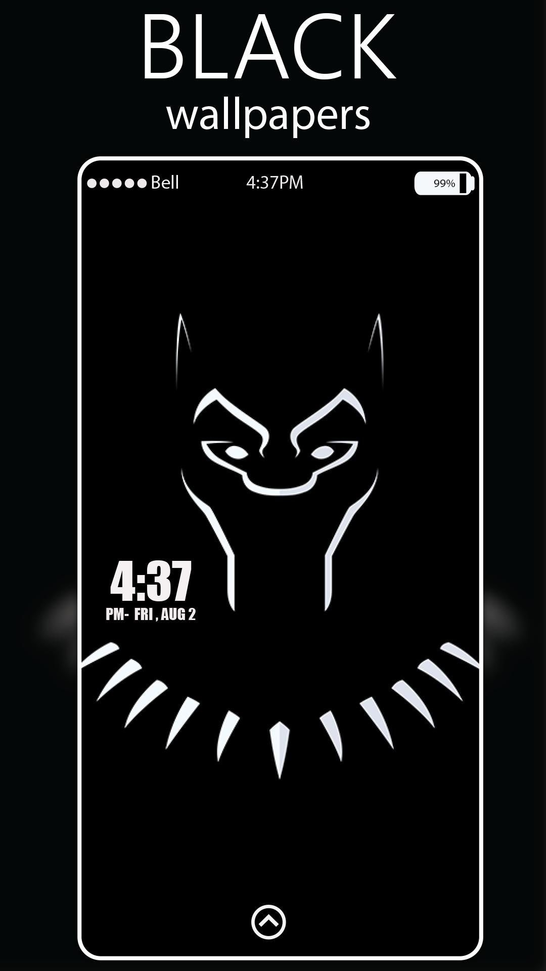 Black Wallpaper Hd Pure Dark Background For Android Apk Download