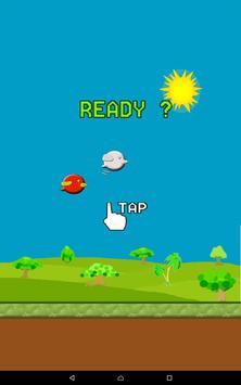 Flappy - Touch Bird screenshot 10