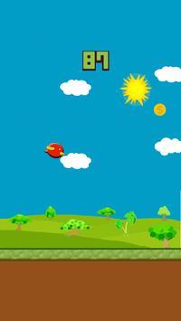 Flappy - Touch Bird screenshot 2