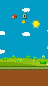 Flappy - Touch Bird screenshot 3