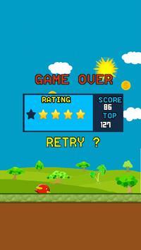 Flappy - Touch Bird screenshot 4
