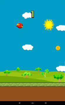 Flappy - Touch Bird screenshot 7