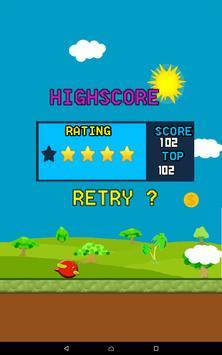 Flappy - Touch Bird screenshot 8