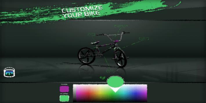 Touchgrind BMX II ! poster