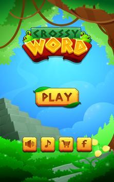 Crossy Word : Crossword Puzzles Game screenshot 2