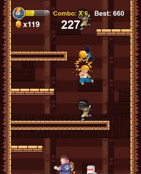 Retro 8bit Dungeon Fighter screenshot 2