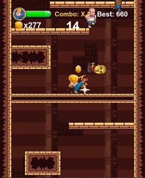 Retro 8bit Dungeon Fighter screenshot 6