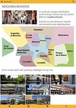Madrid's Best: Spain Travel Guide screenshot 12