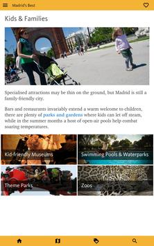 Madrid's Best: City Travel Guide screenshot 23