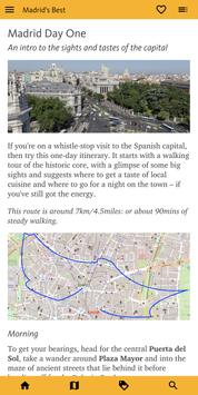 Madrid's Best: City Travel Guide screenshot 2