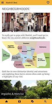 Madrid's Best: Spain Travel Guide screenshot 7