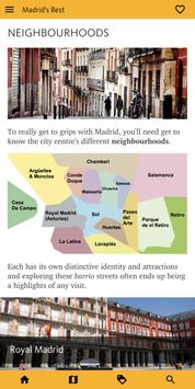 Madrid's Best: City Travel Guide screenshot 4