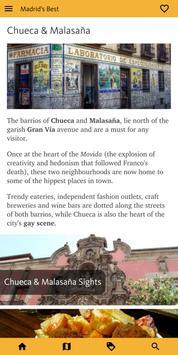 Madrid's Best: Spain Travel Guide screenshot 6