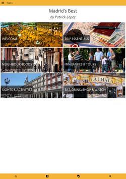Madrid's Best: Spain Travel Guide screenshot 8