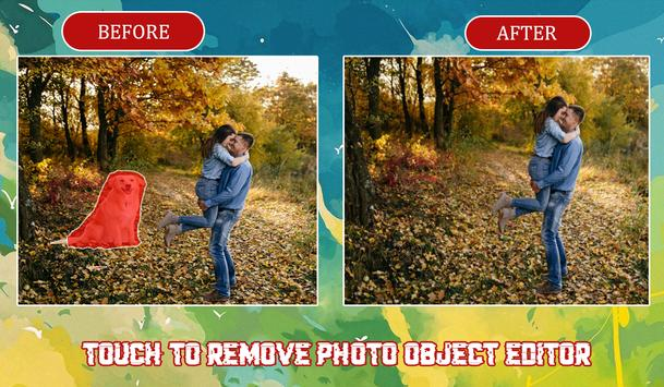 Object Remover from photo-Cloth Remover from photo screenshot 2