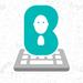 Bobble Indic Keyboard ❤️ Ғ◎И†Ⴝ, GIFs & Themes