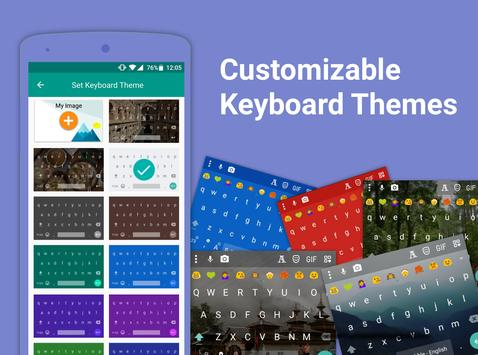 Bobble Indic Keyboard - Stickers, Ғonts & Themes screenshot 7