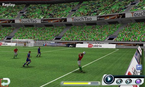 Ligue de football du monde capture d'écran 10