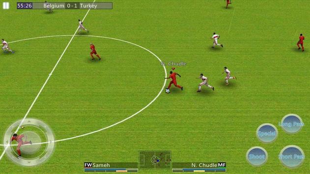 World Soccer League screenshot 2