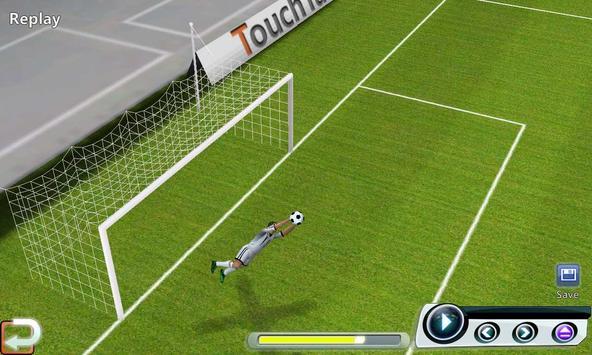 Ligue de football du monde capture d'écran 5