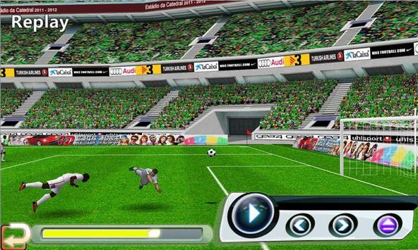 Fútbol del ganador captura de pantalla 3