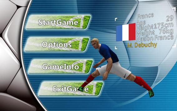 Fútbol del ganador captura de pantalla 11