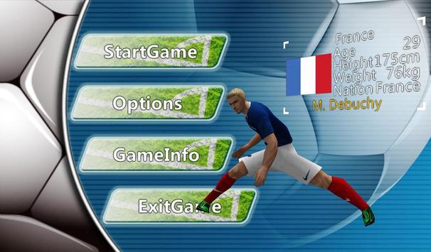 Fútbol del ganador captura de pantalla 15
