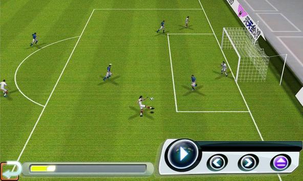 Fútbol del ganador captura de pantalla 2