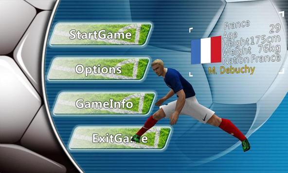 Fútbol del ganador captura de pantalla 5