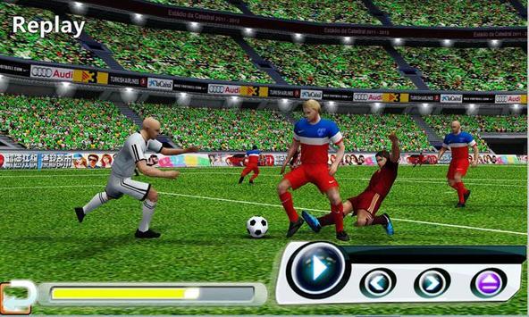 Fútbol del ganador captura de pantalla 6