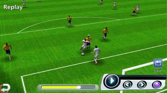 Football de vainqueur capture d'écran 1