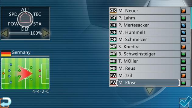 Winner Soccer Evo Elite screenshot 4