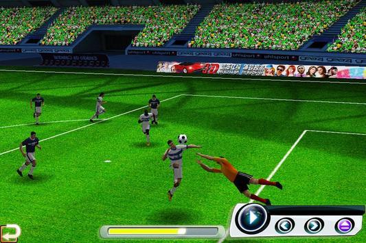Football de vainqueur capture d'écran 8