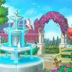 Royal Garden Tales - Match 3 Puzzle Decoration APK