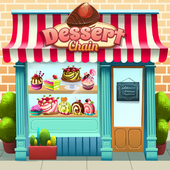 Camarera de Cafetería: Postres icono