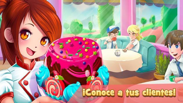 Camarera de Cafetería: Postres captura de pantalla 7