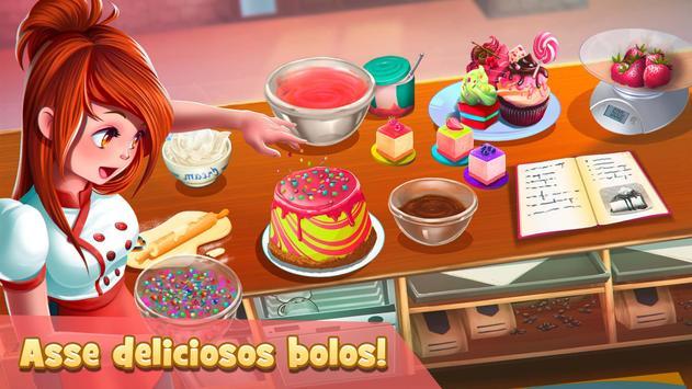 Garçonete Café & Chefe Padaria: Negócio de Doces imagem de tela 8
