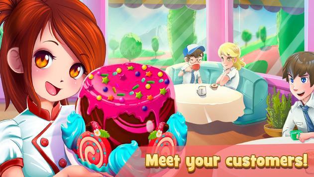 Pencuci Mulut Restoran: Pelayan Kafe Kedai syot layar 16