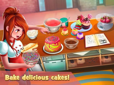 Pencuci Mulut Restoran: Pelayan Kafe Kedai syot layar 11