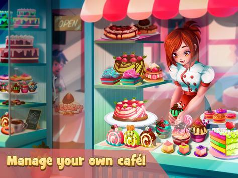Pencuci Mulut Restoran: Pelayan Kafe Kedai syot layar 9