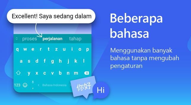 Microsoft SwiftKey Keyboard screenshot 3