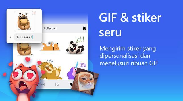 Microsoft SwiftKey Keyboard screenshot 2