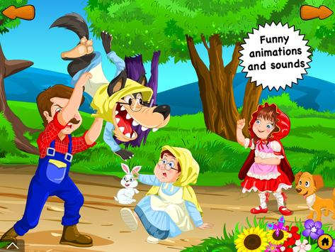 Story For Kids - Audio Video Stories & Rhymes Book screenshot 11