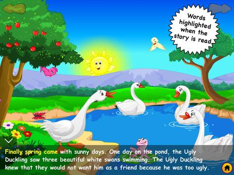 Story For Kids - Audio Video Stories & Rhymes Book screenshot 7