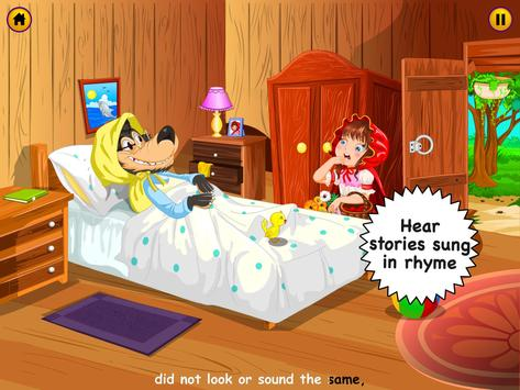 Story For Kids - Audio Video Stories & Rhymes Book screenshot 8