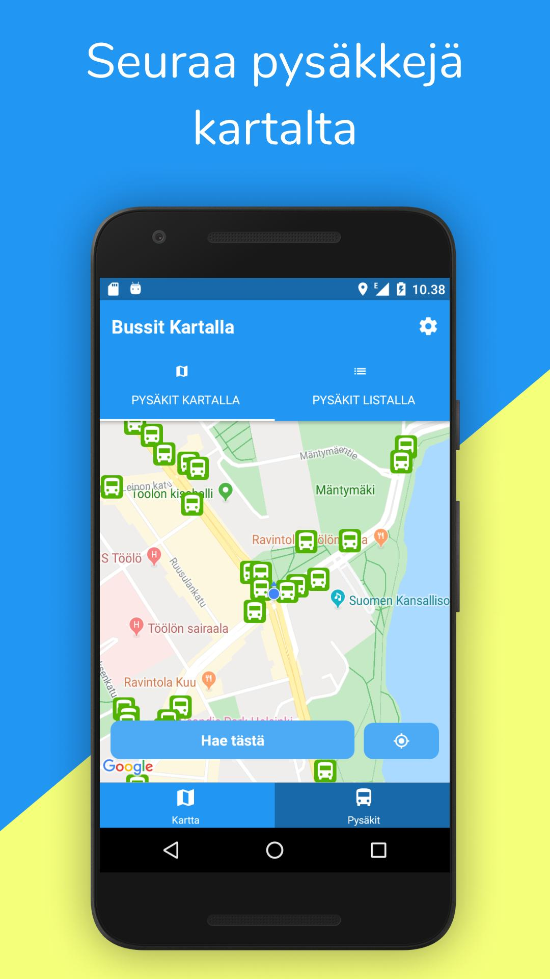 Bussit Kartalla For Android Apk Download