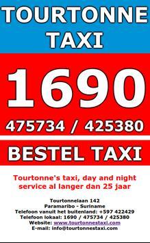 Tourtonne Taxi 1690 poster